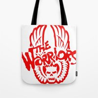 The Warriors  Tote Bag