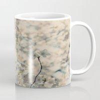 White Spring Mug