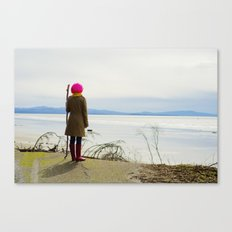 Coastal Gaze Canvas Print