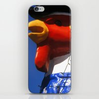 chkn iPhone & iPod Skin