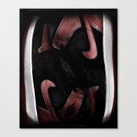 Banned Jordans Canvas Print
