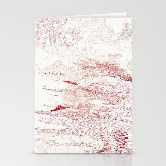 Fern Evolve Stationery Card