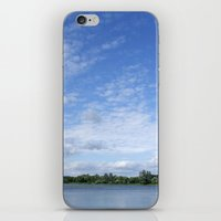 Lake View iPhone & iPod Skin