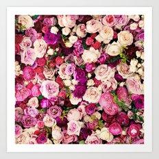 Kate Spade - Roses Art Print