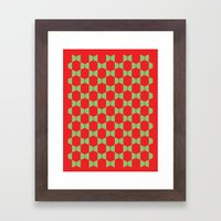 RGB Poster 5 Framed Art Print