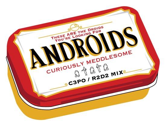 Androids Art Print