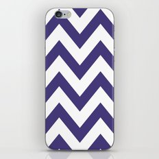 HORNED FROG CHEVRON iPhone & iPod Skin