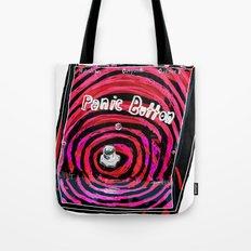 Panic Button Tote Bag