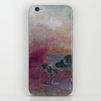 Dustbowl Sunset iPhone & iPod Skin
