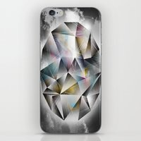 Polygon Heaven iPhone & iPod Skin