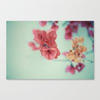 Spring bouquet 3 Canvas Print