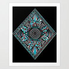 New Paths Art Print