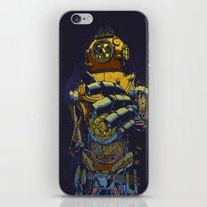 Deep Diver iPhone & iPod Skin