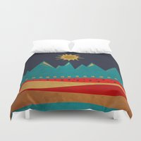Textures/Abstract 126 Duvet Cover