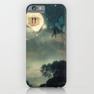 iPhone & iPod Case featuring Moon Dream by Paula Belle Flores