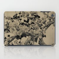 Home Floral  iPad Case