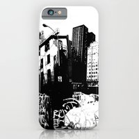 iPhone & iPod Case featuring GRIND by Anthony Akanbi
