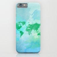 Travel Often.  iPhone 6 Slim Case