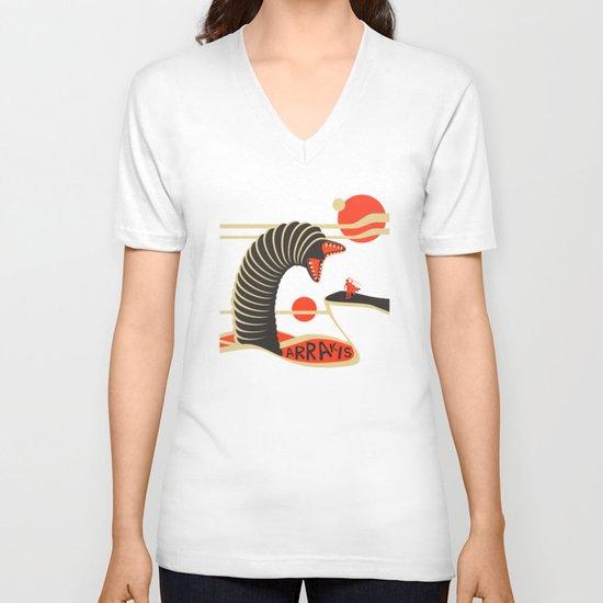 ARRAKIS V-neck T-shirt