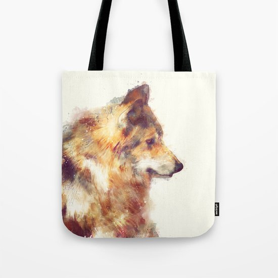 Wolf // True Tote Bag
