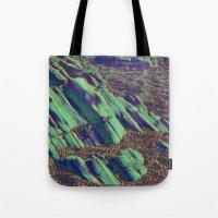 Coastal Pastel Tote Bag
