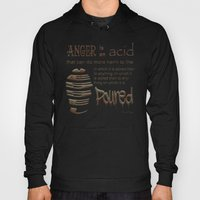 Twain on Anger Hoody