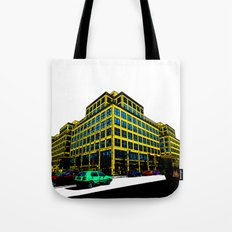 Berlin City Tote Bag