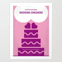 No437 My Wedding Crasher… Art Print