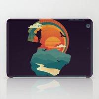 Cliffs Edge iPad Case