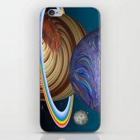 The Saturn Phenomenon iPhone & iPod Skin