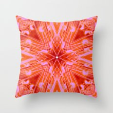 Mandala IV Throw Pillow