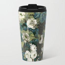 Travel Mug - Midnight Garden - Burcu Korkmazyurek