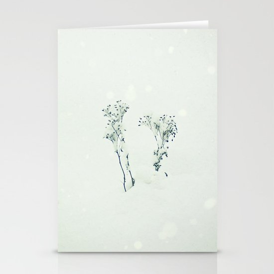 Midwinter Stationery Card