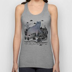 The Fog Unisex Tank Top