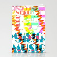 NEEDMusic Stationery Cards