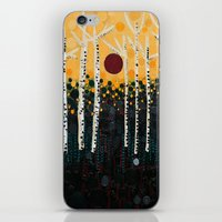 :: Red Moon Love Song :: iPhone & iPod Skin