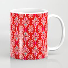 Stella in Red Pattern Mug