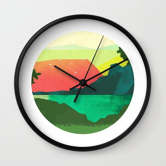 Circlescape Wall Clock
