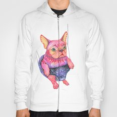 Eule the magic bulldog Hoody