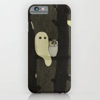 Little Ghost & Owl iPhone 6 Slim Case