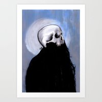 Lull Art Print