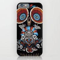 iPhone & iPod Case featuring Mexican Owl by Msimioni