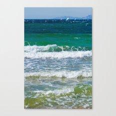Sea  1402 Canvas Print