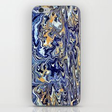 Blue Dream iPhone & iPod Skin