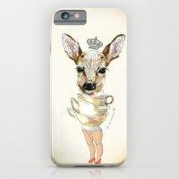 iPhone & iPod Case featuring Bambi  by Iria do Castelo