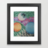 Formlessness Framed Art Print