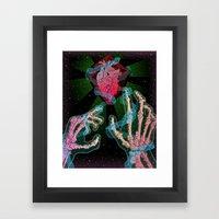 Cosmic Necromancer Framed Art Print