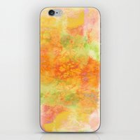 PASTEL IMAGININGS 3 Colo… iPhone & iPod Skin