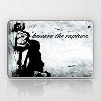 Beware The Rapture. Laptop & iPad Skin