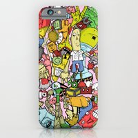end of the world party iPhone 6 Slim Case